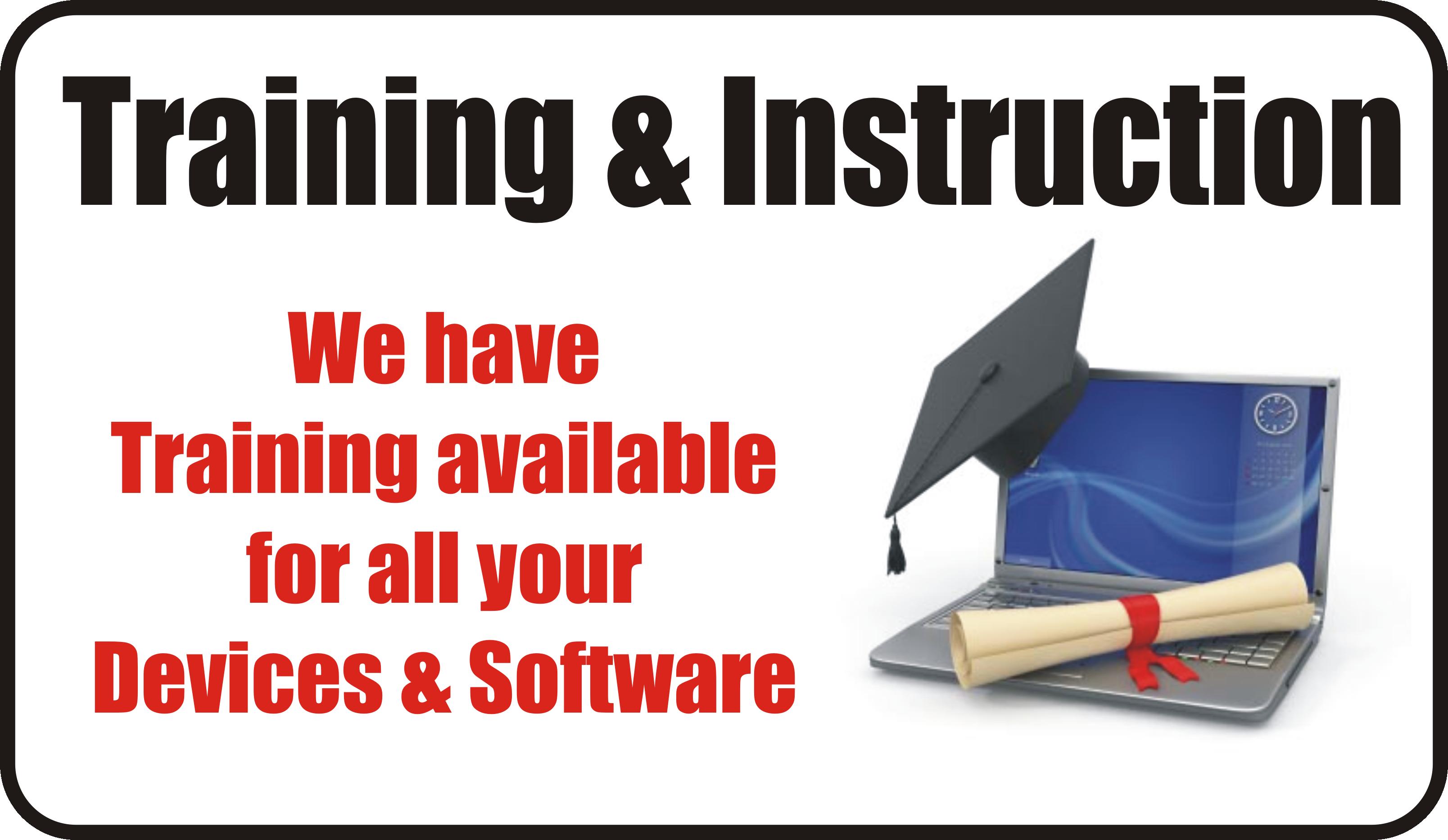 Training & Instruction